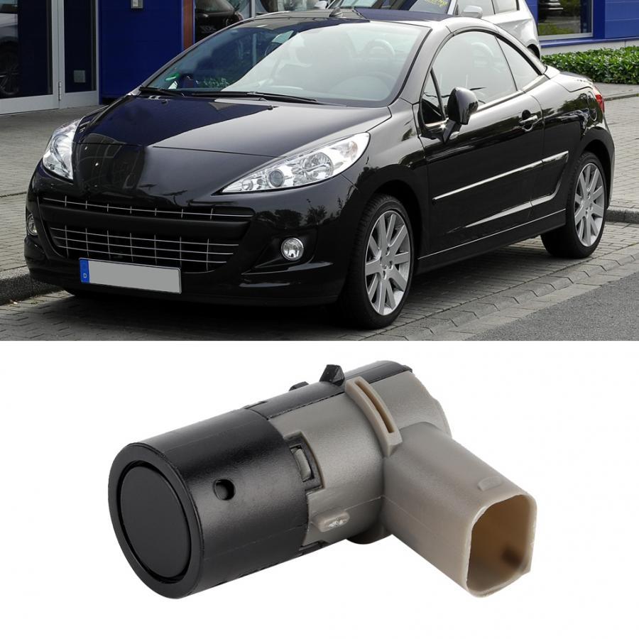 4 pièces capteur de stationnement Radar aide au stationnement capteur 8200417705 voiture inverse capteur de stationnement accessoires de voiture