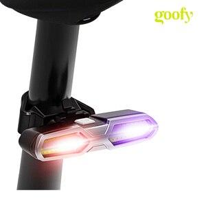Image 2 - دراجة الذيل ضوء USB قابلة للشحن تحذير ضوء الامان الخلفي للدراجات LED إضاءة دراجة هوائية الدراجات فلاش مصباح الدراجة الجبلية الطريق الخلفي