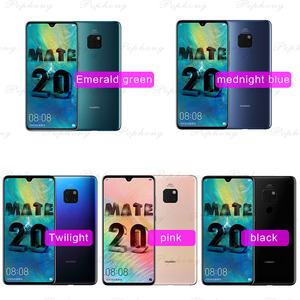 Image 2 - Huawei Mate 20 mobile phone 6.53 inch Kirin 980 Octa Core Fingerprint 4000mAh Charger 4*Camera NFC
