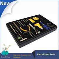 20 in 1 Watch Repair Tools Kit Watch Case Opener and Watch Band Remover Tools Kit,20pcs/lot watch repair tools set kit