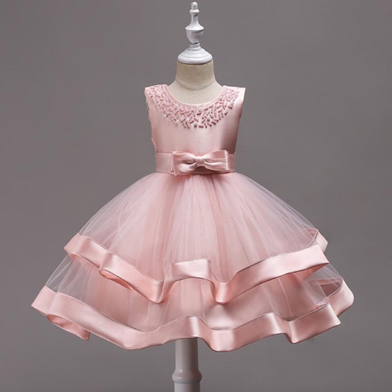 Sommer Kinder Prinzessin Kleid Für Mädchen Party Kleider Kinder ...