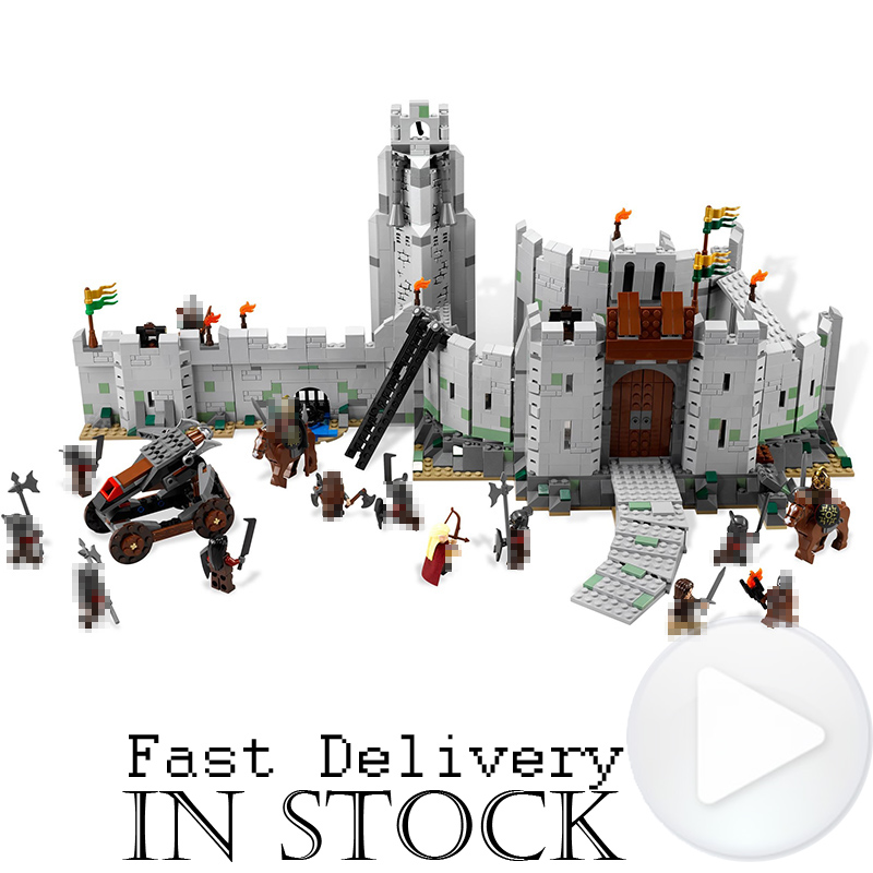 Lepin 16013 The Battle Of Helm Deep 1368Pcs The Lord of the Rings Series Movie Model Building Blocks Bricks Toys for kids 9474 lepin castle knights 16013 the lord of the rings figures the battle of helm deep model building blocks bricks hobbit toys 9474