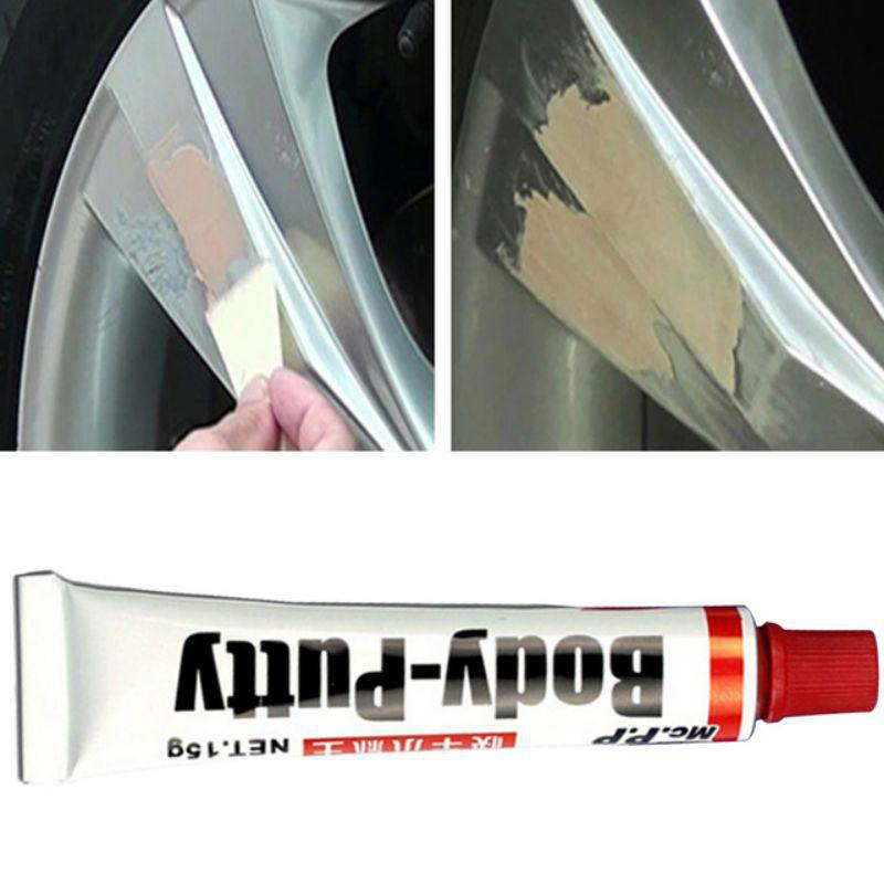 Car Body Putty Fix It Pro 15g Scratch Filler Painting Pen Assistant Smooth Repair Tool Car Repair Kit Care Care