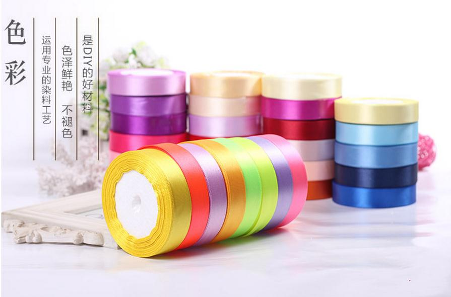 Cheap Width 2cm Color Ribbons, Decorative Ribbons, Gift, Flowers, Decorative Cord.string.