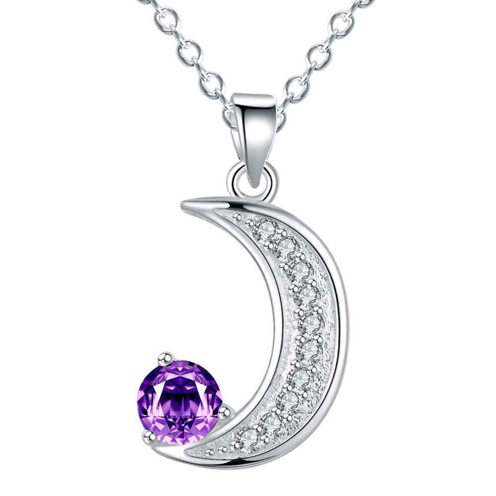 ⊰Plateado plata al por mayor encanto jewelrys Collar, envío libre ...