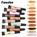 FOONBE Base Professional Eye Concealer Cream Brush Corrector Liquid Face Facial Corretive Bronzer Contour Sticker Primer Makeup