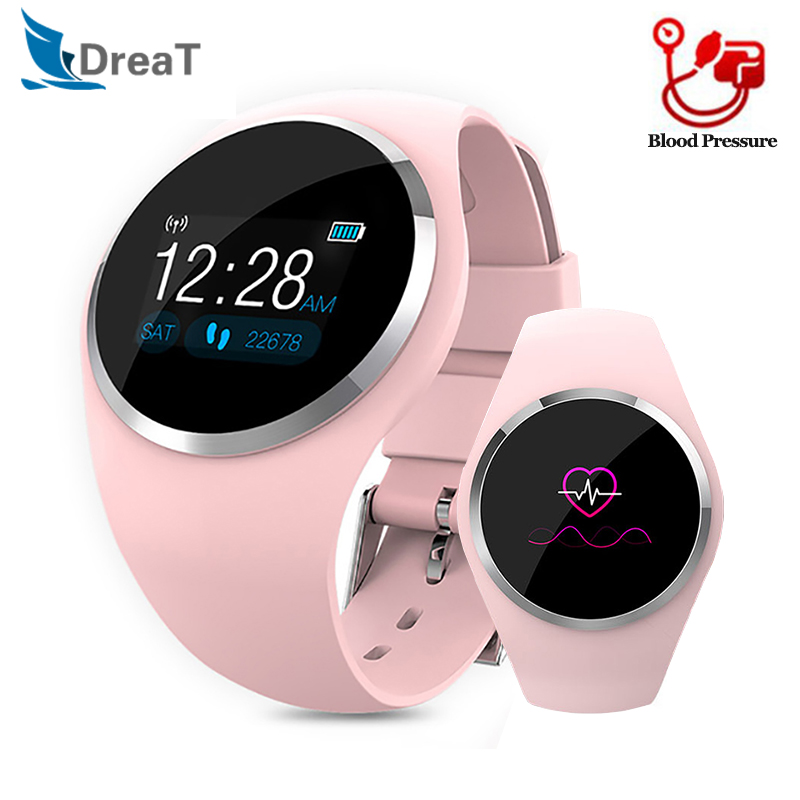 Smart Watch Women Blood Pressure Oxygen Heart Rate Monitor Female Bluetooth Lady Sports Smartwatch Fitness Tracker For Android Smart Watch Women Blood Pressure Oxygen Heart Rate Monitor Female Bluetooth Lady Sports Smartwatch Fitness Tracker For Android