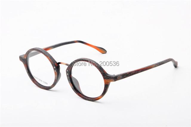 2015 Высокое качество Имитация дерева очки кадр очки оптические frame óculos де грау TA251205
