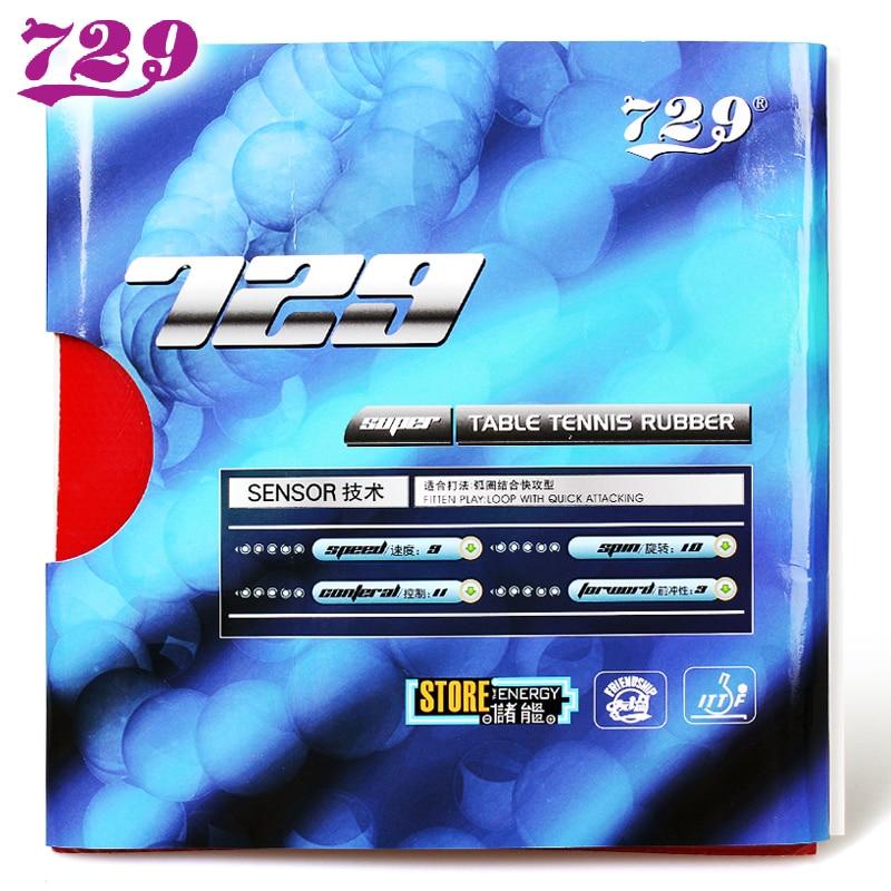 RITC Prijateljstvo 729 FX GuoYuehua Pips-In stolni tenis (PingPong) - Sportske rekete - Foto 1