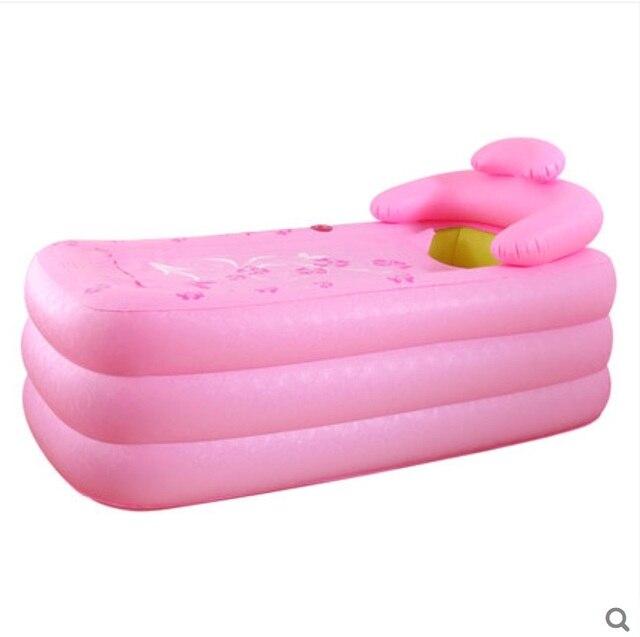 Größe Badewanne größe 150 80 75 cm mit elektrische pumpe aufblasbare badewanne