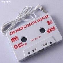 Автомобильный адаптер кассеты кассета автомобильный адаптер аудио адаптер кассеты adattatore кассетта MP3 Бесплатная доставка