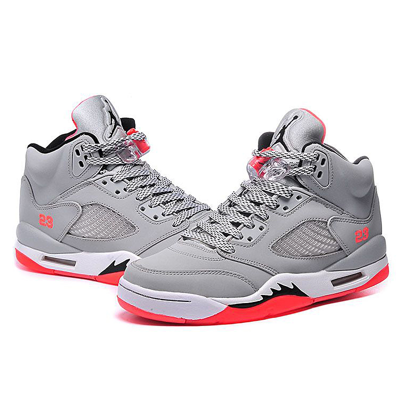 8475f5bdf7ab8f Original Nike Air Jordan 5 Retro Gs AJ5 Florida Women s Basketball Shoes  Sneakers