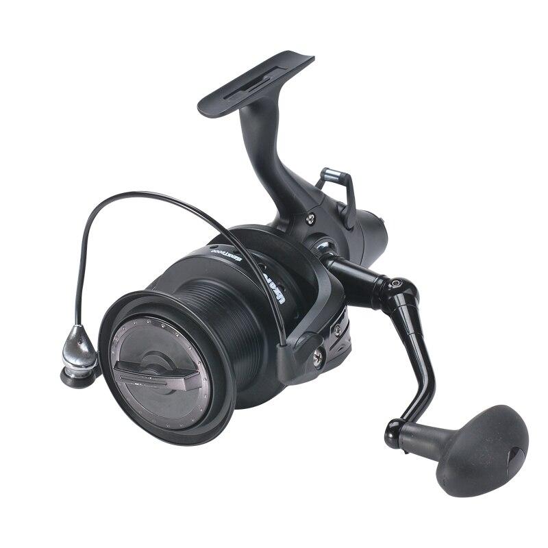 11000 Series 12+1BB 4.6:1 Fishing Reel Trolling Long Shot Casting Spinning Wheel