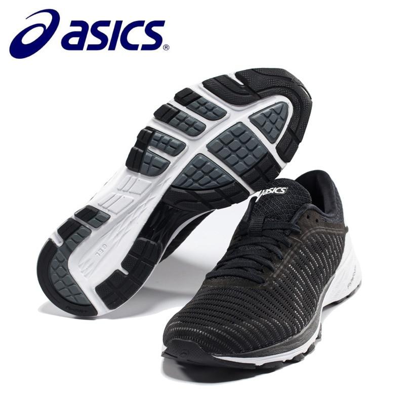 2018 חדש המקורי ASICS נעלי ריצה ASICS DynaFlyte 2 ספורט נעלי גברים ריצה נעלי סניקרס גברים Asics Gel