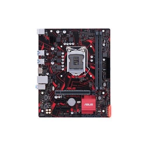 Carte mère de bureau ASUS EX-B360M-V3 Intel B360 LGA 1151 DDR4 PCI-E 3.0 SATA3.0 USB3.0 carte mère MATX