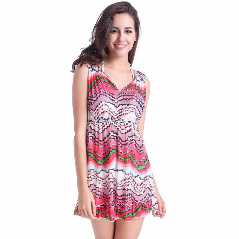 21c49763 Venta caliente Vestido de playa transparente de tela de traje de baño para  cubrir bikini tejido de ...