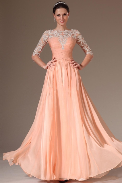 Prom Dresses 2014 Long Sleeve
