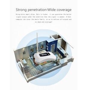 Image 3 - 4G מגבר אות האינטרנט 70dB רווח 2G קול סלולארי מהדר LTE 1800MHz 4G נייד איתותים משחזר נייד אות מגבר