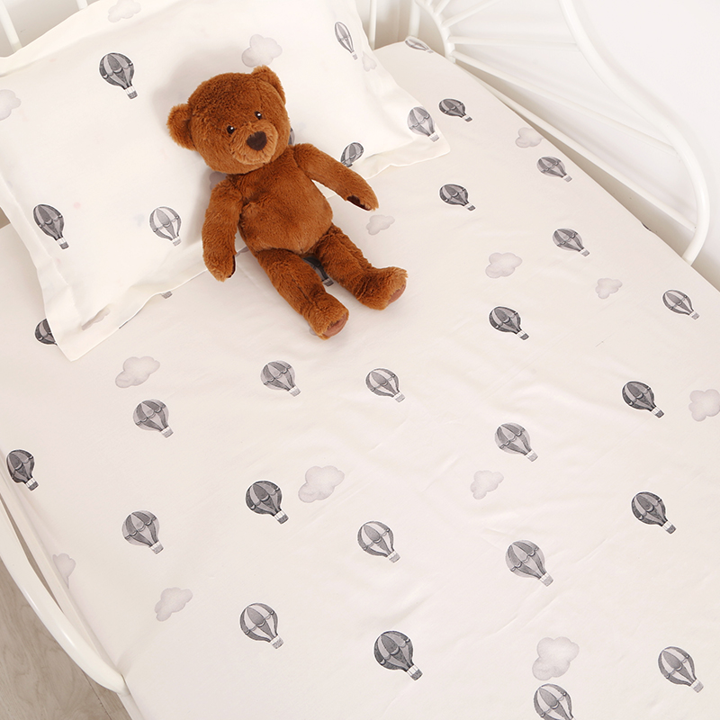 (1 Pc Baby Bett Matratze Abdeckung) Angepasst Baby Bett Ausgestattet Blatt Geeignet Für 120x60 130x70 Cm Neugeborenen Krippe 100% Baumwolle Bettwäsche Set