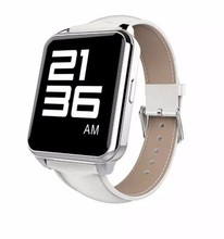 Business SmartWatch F2 Wasserdichte Bluetooth Pulsometer Smart Uhren für Apple iPhone Android Telefon 2016 Klassische Verbunden Uhr