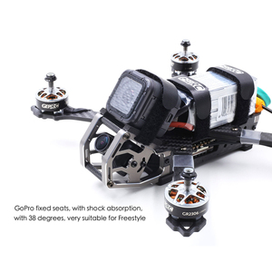Image 5 - GEPRC GEP KHX5 Elegant 230mm RC FPV Racing Drone With F4 5.8G 48CH 40A BLHeli_S Dshot600 RC Racer Quadcopter PNP BNF