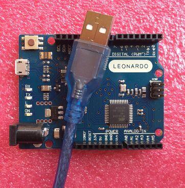 Leonardo R3 Pro Micro ATmega32U4 Board for Arduino Compatible IDE+USB Cable