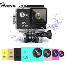 Sports Camera A9 1080P Full HD 2″ Extreme DV Action Camera 30M Waterproof Mini Camera 1920×1080 15fps Video