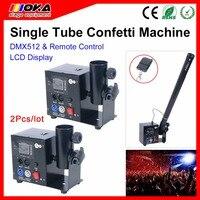 Streamer Confetti Machine Electric Cannon Confetti Stage Colorful Confetti Cannon Machine