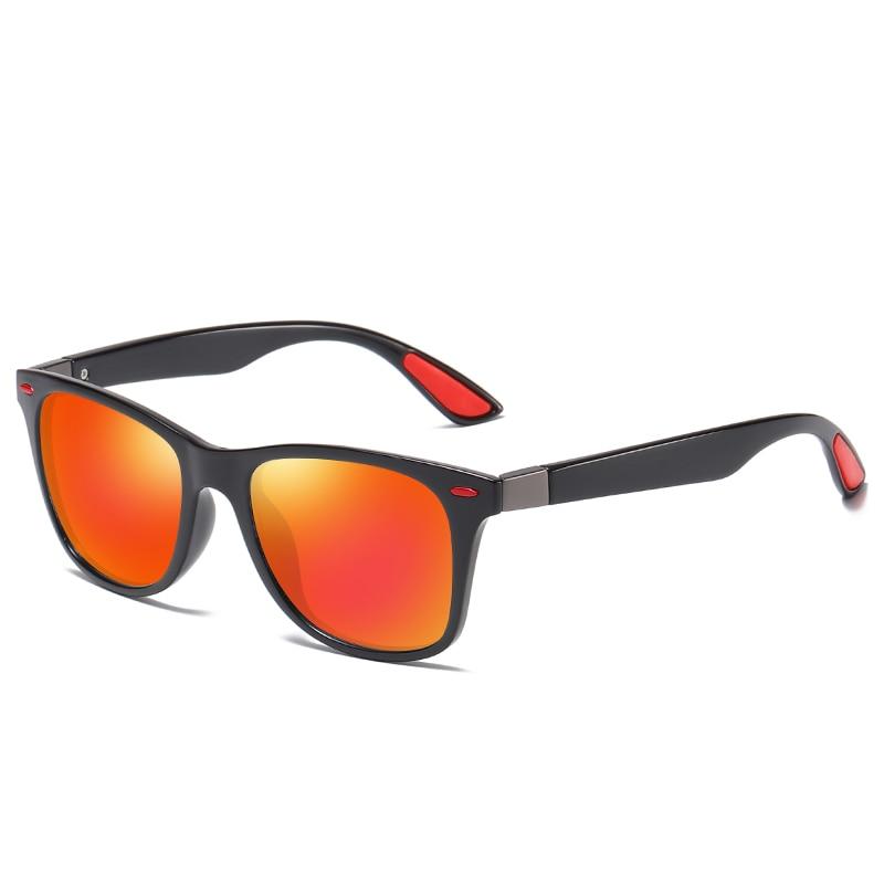 Polarized Sunglasses Men Women Vintage Sun Glasses Photochromic Discolor Sunglasses Driving 13 Colors 2