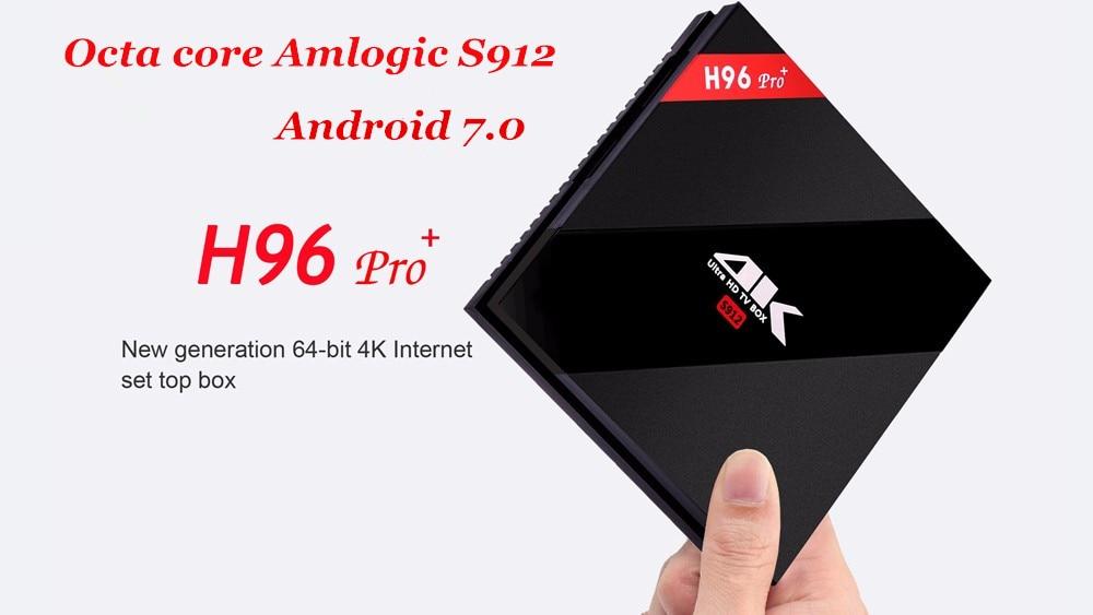 Wechip H96 PRO Plus Android 7.1 Smart TV Box Wechip H96 PRO Plus Android 7.1 Smart TV Box HTB1KSrgalDH8KJjSszcq6zDTFXaZ