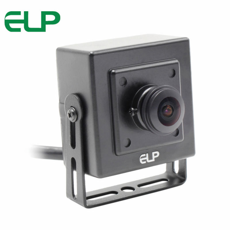 H.264 30fps 1280x720 mini usb camera 170 degree fisheye lens cctv box camera cmos Ominivision OV9712 usb camera module inside
