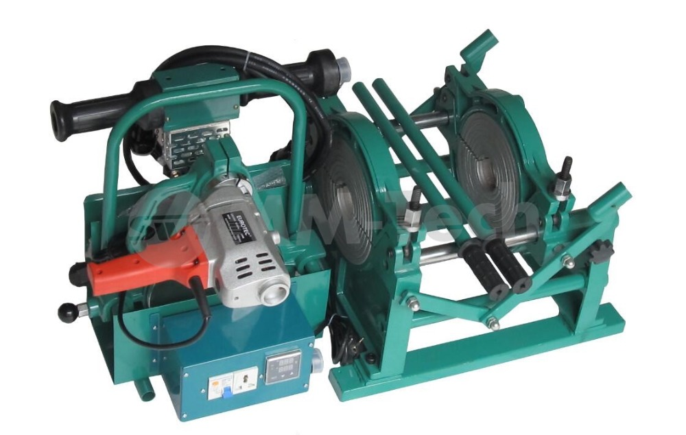 SWT B160/63M HDPE PIPE MANUAL BUTT FUSION WELDING MACHINE