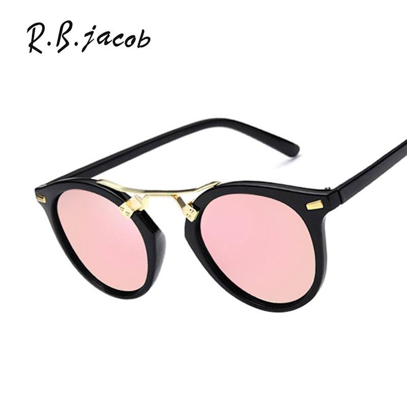 Men Women Famous Brand Designer Round Brazil Hot Sunglasses Mirror Sun Glasses Male Female Shades UV400 Shop online Small