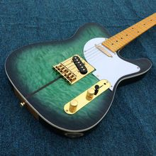 цены New style  Merle Haggard signature TL electric guitar Tuff Dog electric guitar gold hardware made in korean