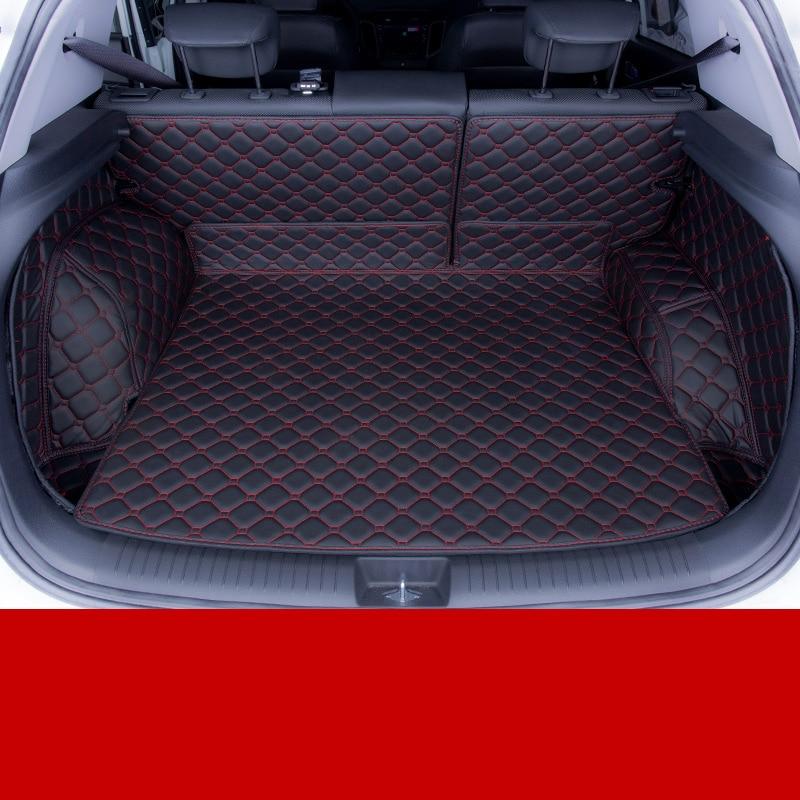 lsrtw2017 fiber leather car trunk mat for hyundai Creta 2015 2016 2017 2018 2019 hyundai ix25 Hyundai Cantuslsrtw2017 fiber leather car trunk mat for hyundai Creta 2015 2016 2017 2018 2019 hyundai ix25 Hyundai Cantus