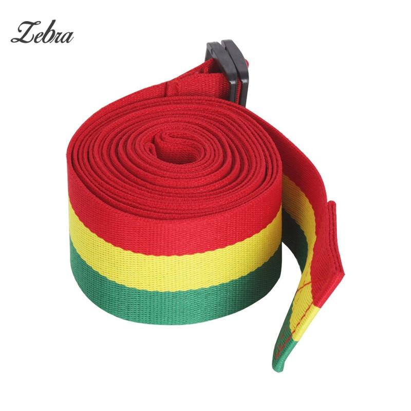 buy zebra cotton colors series african hand drum belt djembe straps tambourine. Black Bedroom Furniture Sets. Home Design Ideas