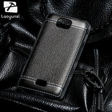 TAOYUNXI Soft TPU Silicon Phone Case Covers For Huawei Honor Bee Y541 Y5C Y541-U02 4.5 inch Back Case Bag Housing Shield