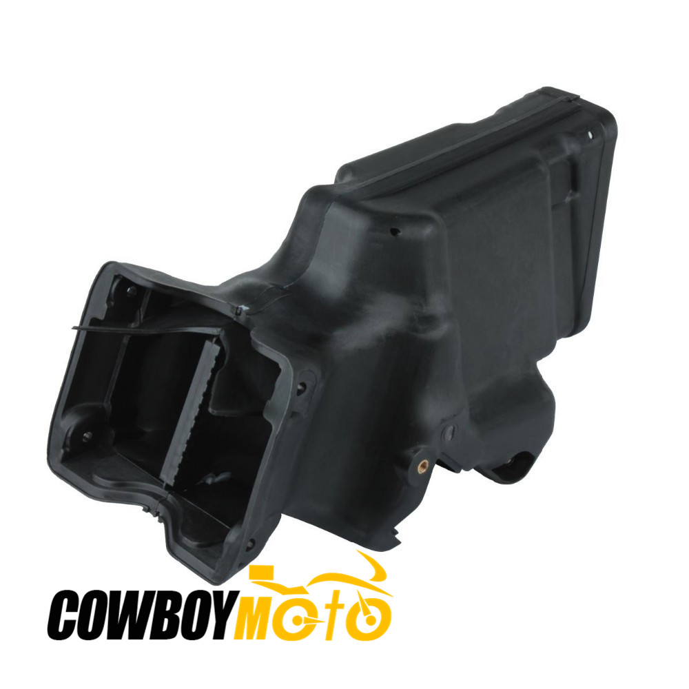 High quality Rubber Motorcycle For Honda CBR600RR CBR 600 RR 2007 - 2012 2008 2009 2010 2011 Black Ram Air Intake Tube Duct motorcycle front upper fairing headlight holder brackets for honda cbr600rr cbr600 rr cbr 600 rr 2007 2008 2009 2010 2011 2012