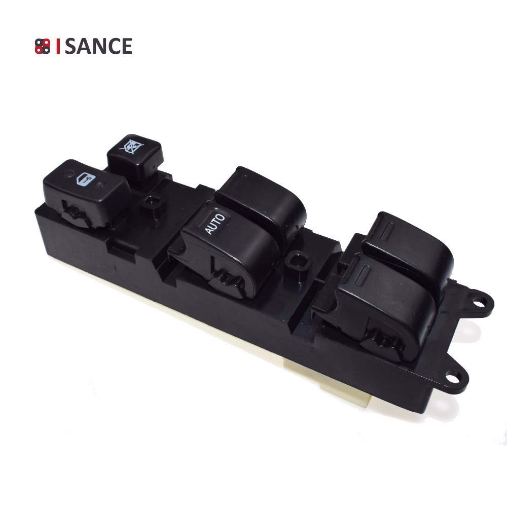 ISANCE Left Front Master Power Window Switch 8482033060