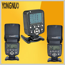 YONGNUO YN560-TX Wireless Flash Master Controller + 2*YN560IV YN560 IV Wireless Flash Speedlite kit For Nikon DSLR Cameras(China)