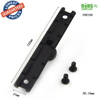 AloneFire Outdoor Hunting Accessory AR15 M16 20mm 21mm Laser Scope Mount Weaver Rail Mounts For Carry