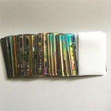 1 шт. GX карт Pocemon 10 золотых карт в посылка объемный фотоальбом игрушки новинка подарочная карта Серия monster альбом Топ коллекция