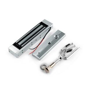 Image 3 - 60/180/280 كجم قفل مغناطيسي إلكتروني مقاوم للماء قفل التحكم الكهربائي مغلق عادة لملحقات التحكم في الوصول الشقة