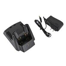 Рация 110 В-240 В Батарея Зарядное устройство переменного тока-10 для vertex VX-160 VX-168 VX-418 Батарея быстро Зарядное устройство для FNB-V67LI CD-30 D003