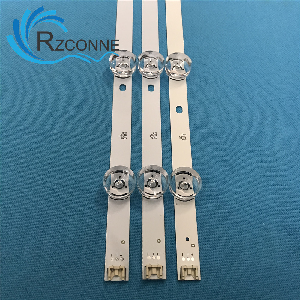 Led Strip For Sung Wei Lge 32inch B A 6916l-1703b 1704b 32ly340c Lc320dxe Fg A3 6916l-2406a 2407a 32lf560v 32lb582d 32lb565u Home Electronic Accessories Remote Controls