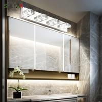 Modern Wall Bathroom Vanity Lights Sconce Bedroom Lamp Bathroom Vanity Lights Luminaria Industrial Abajur Lustre