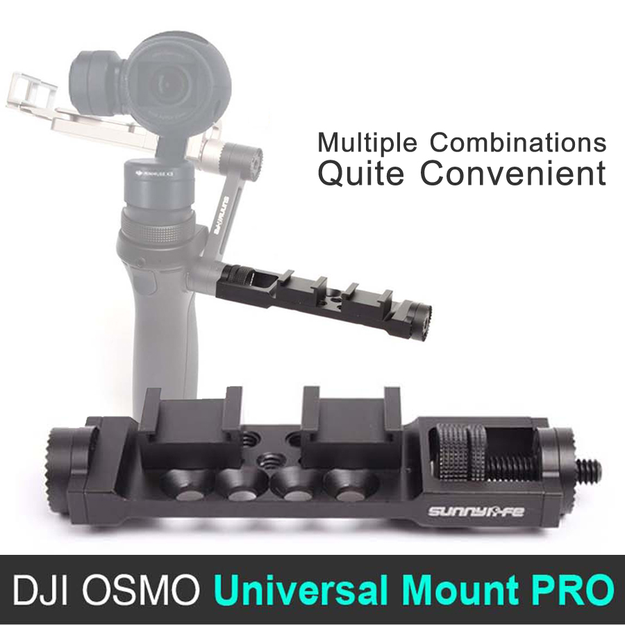DJI OSMO universal frame/Mount/Holder/Bracket PRO version & DJI OSMO accessories free shippng