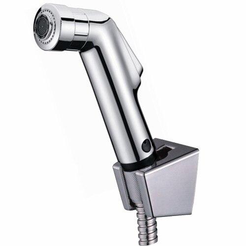 2 Function Toilet Hand Held Diaper Sprayer Shower Bidet Spray Shattaf Kit 02 060