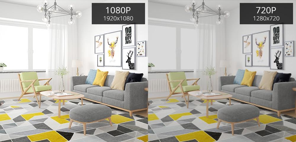 H.VIEW Wifi Camera 1080P H.264 IP Camera Wi-Fi Infrared Surveillance Cameras Two Way Audio IP Cameras Wifi (4)