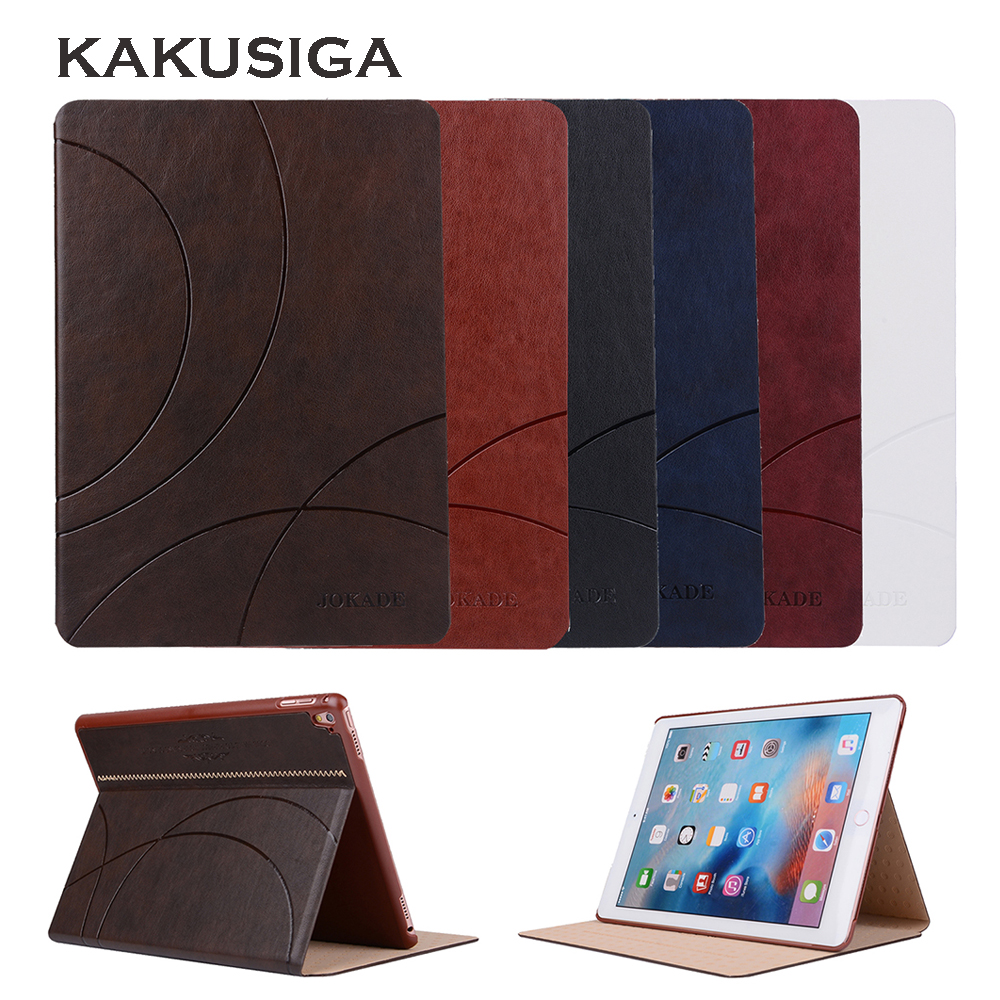 KAKUSIGA For Apple Ipad Air 1 Case Cover Ipad 5 PU Leather Folio Folding Stand Shell Tablet Protection For Ipad Series Cover cover for apple ipad 5 air 1 alabasta